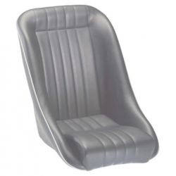Intérieur complet Cobra Classic noir sans appui tête. Austin Mini
