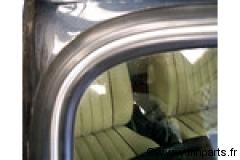 Jonc chromé de pare-brise ou de lunette arrière. Austin Mini