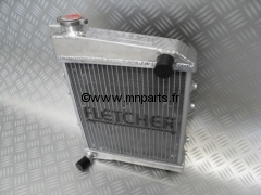 Radiateur aluminium de 1969 -1990. Austin Mini
