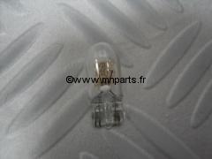 Ampoule répétiteur d'aile Austin Mini