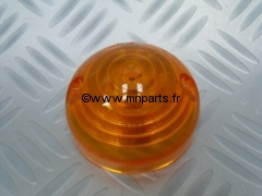 Cabochon de clignotant orange Mk4 et + Austin Mini