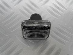 Répétiteur d'aile blanc Austin Mini