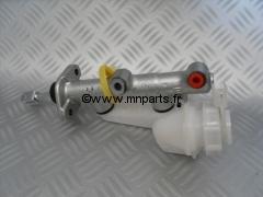 Maître cylindre de frein double circuit bague jaune. Austin mini
