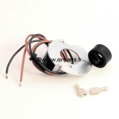 Allumage électronique ALDON pour 43/45D (rupteur rouge)