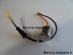 Condensateur pour allumeur 45D/59D. Austin Mini.