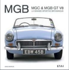 MGC & MGB GT V8, la grande sportive britannique