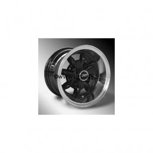 Jante Minilight Noir 6 X10. Austin Mini.