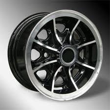 Pack jantes & pneus 5''/10'' Dunlop
