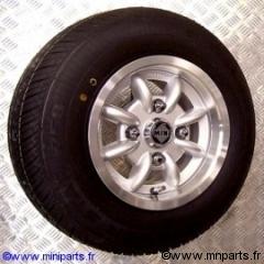 Pack jantes et pneus Minator 5''/10. Austin Mini