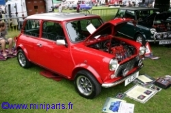 Elargisseurs wood & pickett ABS Austin Mini