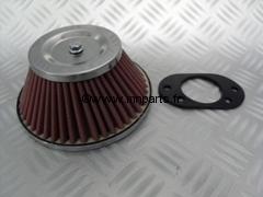 Filtre à air type K&N pour moteur 1300cc carburateur HIF44 Austin Mini