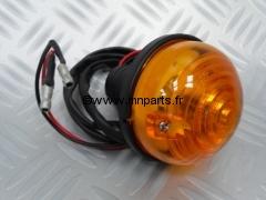 Clignotant avant orange MK4, Austin Mini