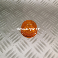 Cabochon de clignotant orange Mk1/2/3 Austin Mini