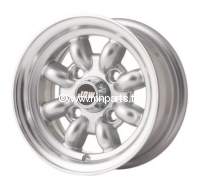 Jante Minilight grise 5 X10. Austin mini.
