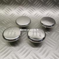 Pommeau aluminium