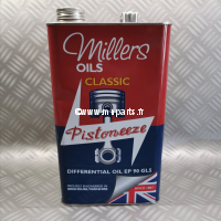 Millers - Huile pour différentiel EP90 GL5 (bidon métal 5l)