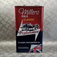 Millers - Huile Classic Pistoneeze 50 (bidon métal 5l)
