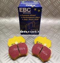 Plaquettes de frein EBC Yellow Stuff