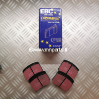 Plaquettes de frein EBC Ultimax 7.5