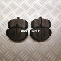 Plaquettes de frein origine MGB