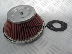 Filtre à air type K&N pour moteur 1000cc HS4 ou 1300 HIF38 Austin Mini