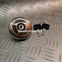 Bouchon d'origine en acier inoxydable (ventilé). Austin Mini