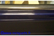 Baguette chromée, lèche vitre intérieure Gauche ou droit Austin Mini